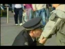 Just For Laughs romancing policeman