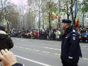 Dec 1 2008 National Day of Romania the Bucharest Military Parade 1