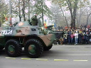 Dec 1 2008 National Day of Romania Military Parade in Bucharest 7