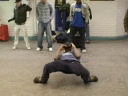 Street dance in Paris 2